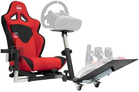 Openwheeler Advanced Racing Simulator Seat Driving Simulator Gaming Chair Review