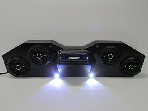 Galena SD POLARIS GENERAL1K Radio Stereo System BT UTV Side by Side