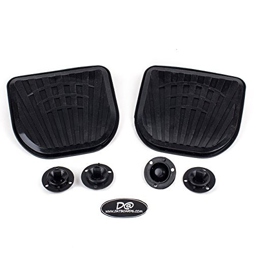 D@Boards Replacement Rubber Parts for 2 wheel self balance scooter hoverboard [並行輸入品]