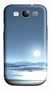 Samsung S3 Case Nature Moon 3D Custom Samsung S3 Case Cover
