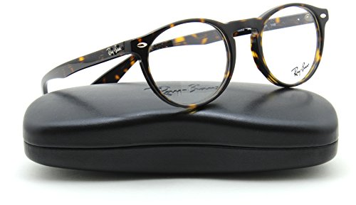 Ray-Ban RX5283 2012 Unisex Round Optical Eyeglasses RX - able Frame, - Prescription Bans Non Ray