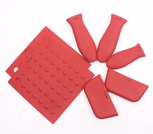 7 inch cast iron skillet - 8