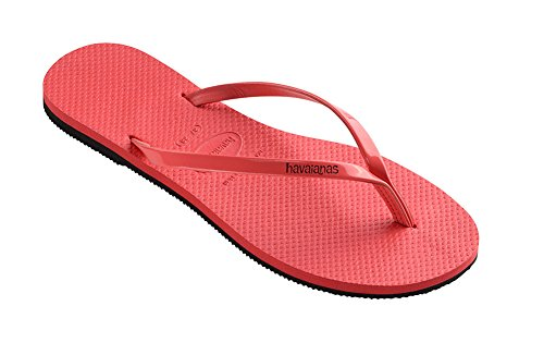 Women's New Coral Thong You Havaianas Sandals arna4px7