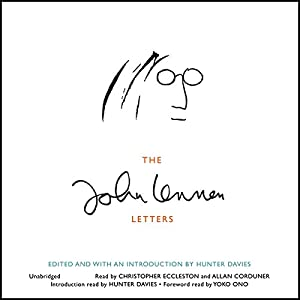 The John Lennon Letters Audiobook