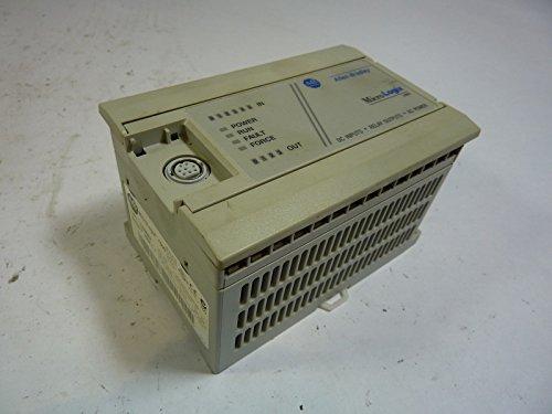 Allen Bradley 1761-L10BWA I/O Micrologix 1000 PLC10