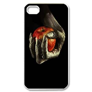 Iphone 4,4S The Poison Apple Phone Back Case Art Print Design Hard Shell Protection HG087546