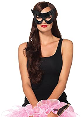 Leg Avenue Women's Vinyl Cat Mask