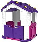 بست توي بيت لعب كبير للاطفال، متعدد الالوان
