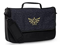 The Officially Licensed everywhere messenger bag stores the complete Nintendo Switch system for easy portability, and the Zelda: Breath of the wild Edition is Designed for true fans. It features a removable internal case to protect and carry ...