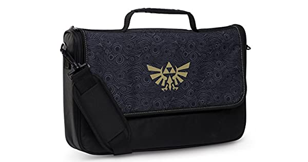 Legends of Zelda Triforce Bird Messenger Bag
