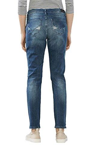 Wash Mujer By 027cc1b031 Edc Dark blue Esprit Azul Jeans I8wCRCq