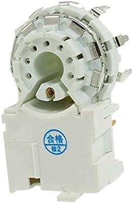 Aexit GZS8-6-4 Conector de 7 terminales de plástico blanco Shell CRT (model: I9726IV-7044JN) Socket para televisores: Amazon.es: Bricolaje y herramientas