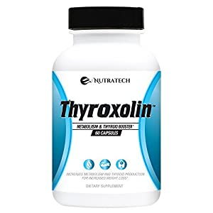 Thyroxolin – Scientifically Engineered to Support Thyroid, Boost Metabolism, Increase Mental Focus & Concentration, Support Weight Loss, Increase Energy, & Reduce Fatigue