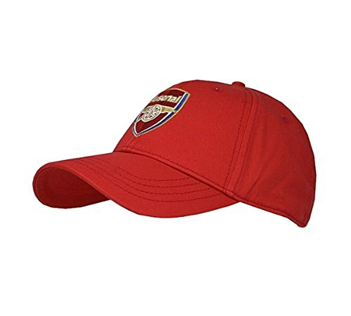 (New Official Football Team Baseball Cap's (Arsenal (Red)
