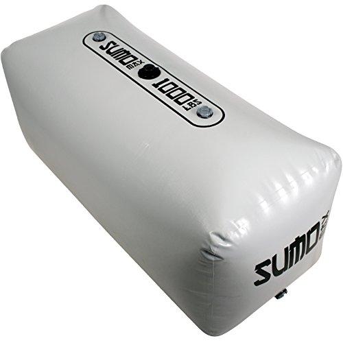 Straight Line Sumo Max 1000 (Grey) Ballast Bag by Straightline
