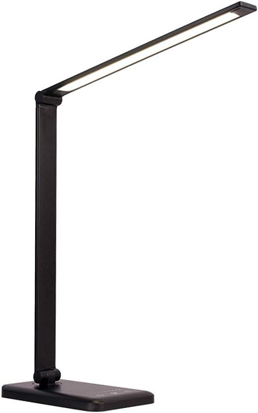 Lámpara de escritorio, interruptor de atenuación