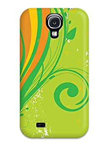 Galaxy S4 ZLc-541qkIosytc Fresh Spring Day Tpu Silicone Gel Case Cover. Fits Galaxy S4