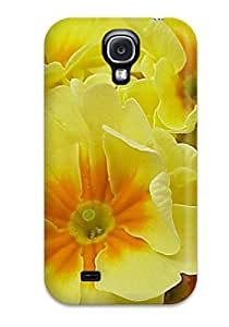 High Impact Dirt/shock Proof Case Cover For Galaxy S4 (flowers S)