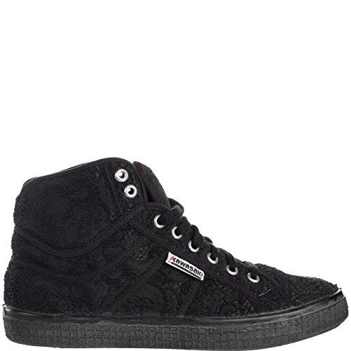 Nero Vanessa Sneaker Donna Kawasaki Nero 8atE8wR