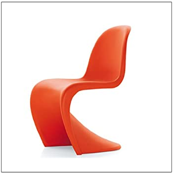 Panton Chair By Vitra, Color U003d Classic Red