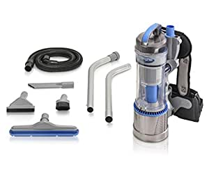 Prolux 2.0 Bagless Backpack Vacuum with Deluxe 1 1/2 inch Tool Kit