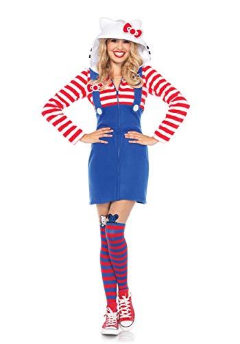 Leg Avenue Women's Hello Kitty Cozy -