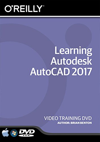 Learning-Autodesk-AutoCAD-2017-Training-DVD