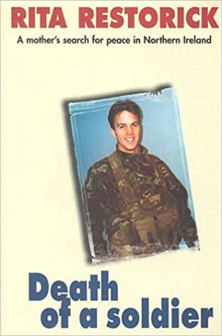 Book Death of a Soldier: A Mother's Search for Peace