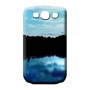 samsung galaxy s3 covers Style Cases Covers Protector For phone phone back shell sky blue air white cloud