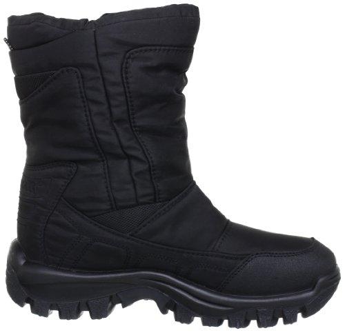 Romika Yukon 01 Herren Kurzschaft Stiefel Schwarz (schwarz 100)