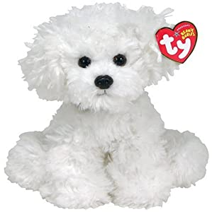Amazon.com: Ty Lollipup - Bichon Frise: Toys & Games