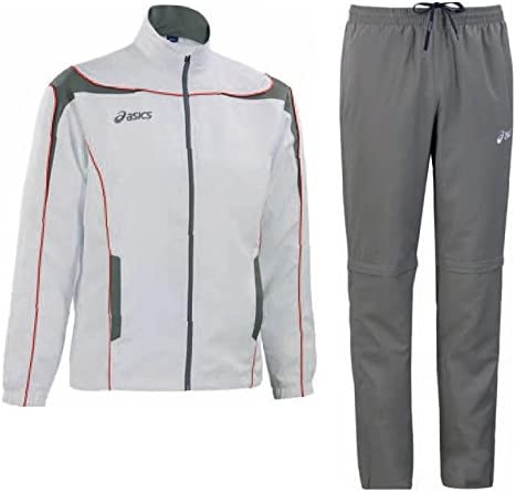 ASICS Chándal para Hombre Forro Pantalones World T228Z5 Color ...