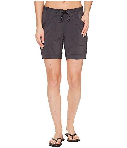 パテかりて北方[エクスオフィシオ] ExOfficio レディース Sol Cool Shorts パンツ Carbon 12 [並行輸入品]