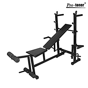 Protoner FREESTNDG Blend 8-in-1 Multi-Purpose Weight Bench 1