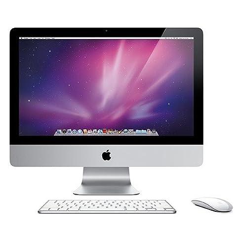 - 41GCY6sPl2L - Apple 20in Imac Core 2 Duo 2.0 GHz Aluminum 2GB Ram 160GB Hard Drive – MC015LL/A (Renewed)