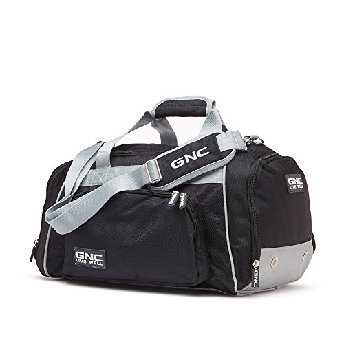 GNC Ultra Deluxe Gym Bag