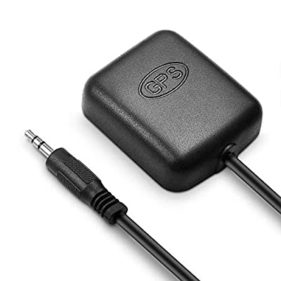 Crosstour GPS Antenna for Dashboard Cameras with 3-pin 3.5mm GPS Port and Dash Cam CR900 Apeman Car Camera C550: Electronics
