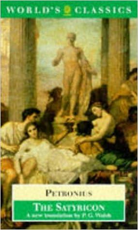 The Satyricon (World's Classics)