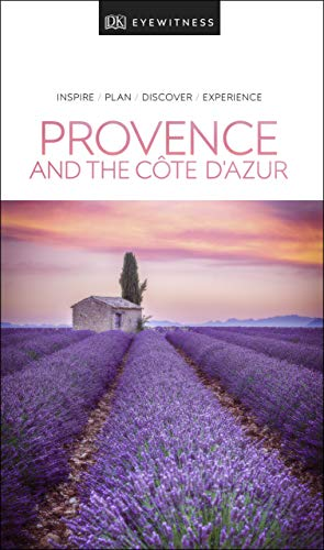 Cote Dazur Collection - DK Eyewitness Travel Guide Provence and the Côte d'Azur