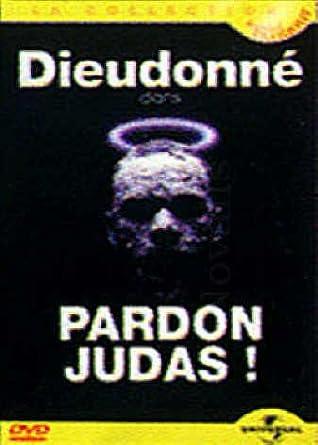 dieudonné pardon judas