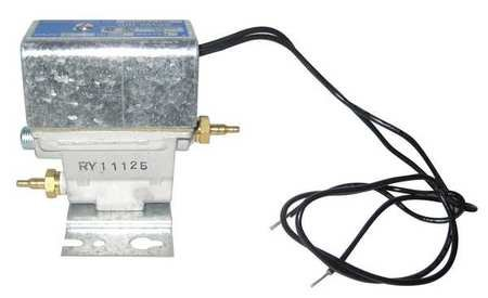(Solenoid Air Valve, 3-Way, 24VAC, 0-25 psi)