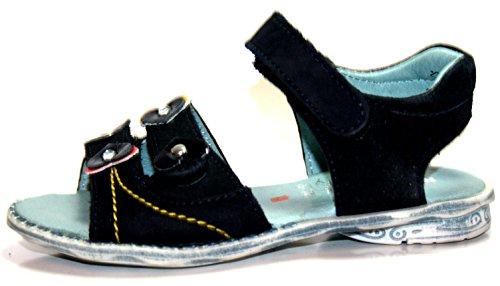 Juge 32.5110.5762 chaussures sandales enfant fille-bleu-taille 25 (sans boîte)