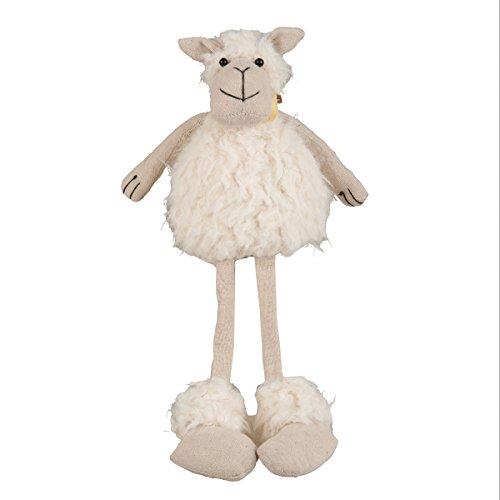 C&F Home Fluffy Sheep Shelf Sitter ()