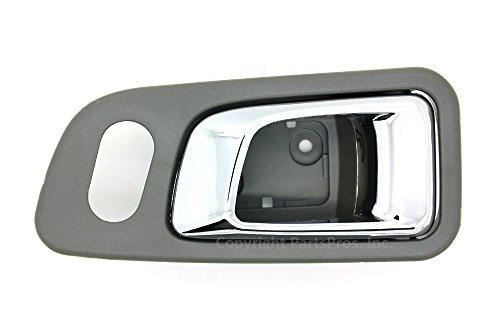 Truck Chrome Interior Door Handle - 9