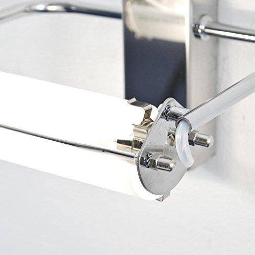 Scintilla at1p300 lampada da parete, Metallo, vetro, sandgestrahlt u ...