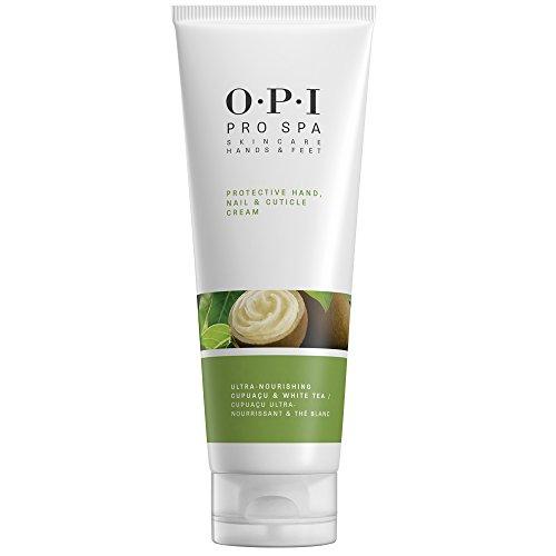 OPI ProSpa Protective Hand, Nail & Cuticle Cream, 8 Fl Oz (Opi Avoplex Nail And Cuticle Replenishing Oil)