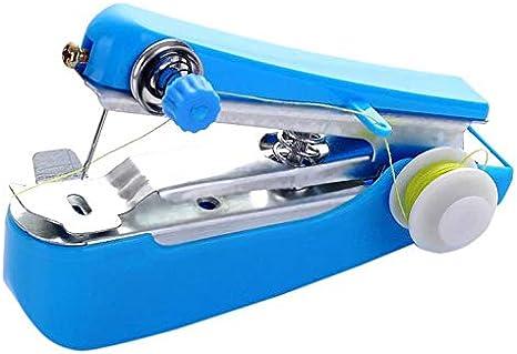 Luccase Máquina de coser inalámbrica, 1 unidad, para viaje, hogar ...