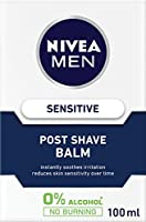 Nivea Men Sensitive Post Shave Balm, 100ml