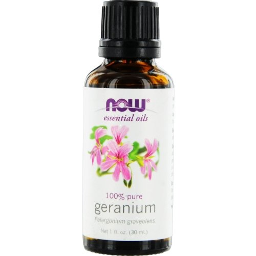 Now Solutions Geranium Oil