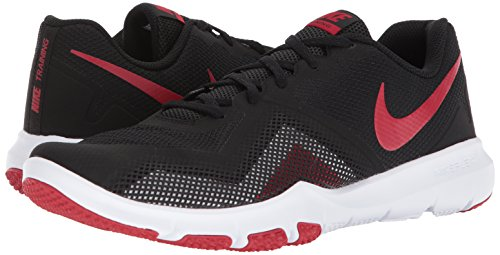 Black Chaussures Red Flex Control Homme Nike Fitness Ii White gym De q0CxxtwU